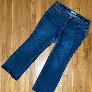 Levi's Bootcut 580 women's jeans